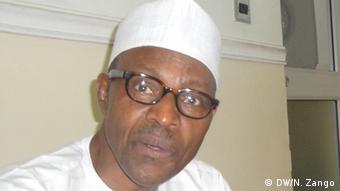 General a.D. Muhammad Buhari, voraussichtlicher Kandidat der neu formierte Oppositionsspartei in Nigeria (APC) bei der Präsidentschaftswahl in 2015; Kano/ Nigeria, 12.08.2013; Copyright: DW/N. Zango