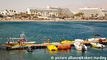Israelische Küstenstadt Eilat
