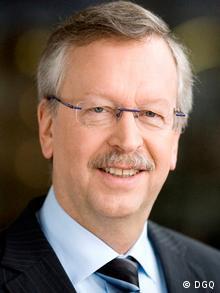 Dr. Jürgen Varwig von der Deutschen Gesellschaft für Qualität (DGQ),