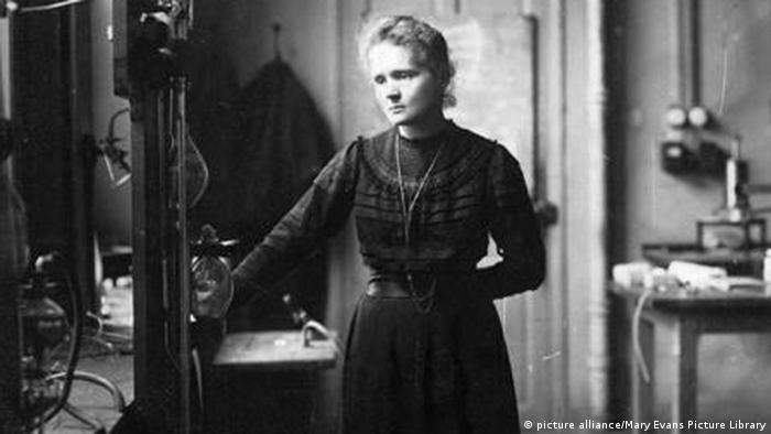 Marie Curie (picture alliance/Mary Evans Picture Library)