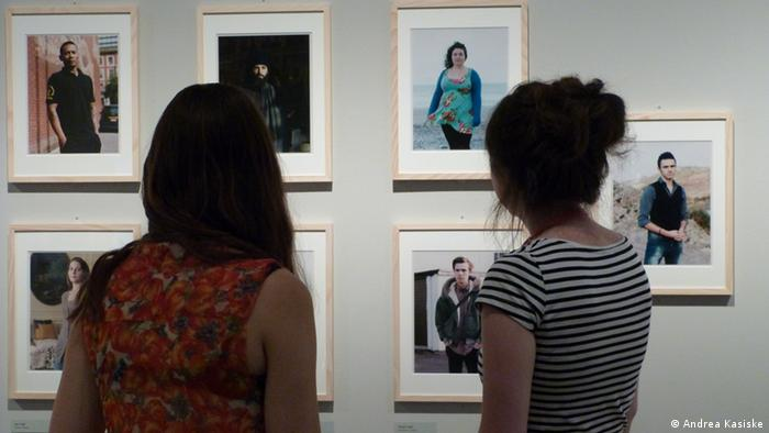 Exhibition shows face of Europe's youth | Culture | DW.DE | 22.08.2013