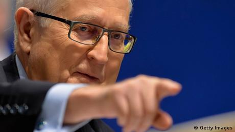 Rainer Brüderle (Foto: GUENTER SCHIFFMANN/AFP)