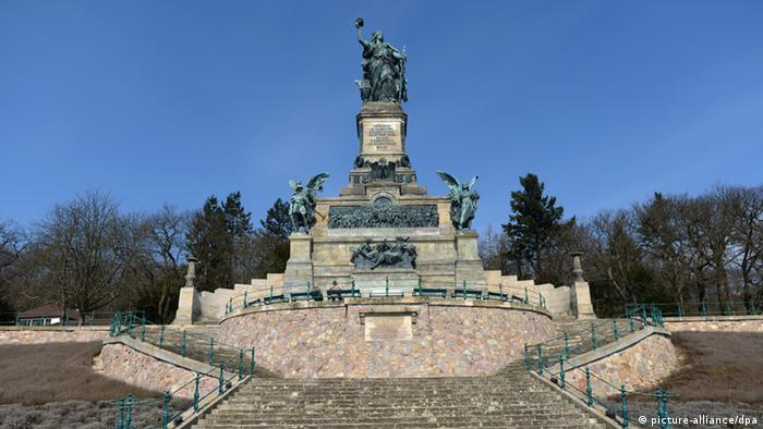 Niederwald Monument (picture-alliance/dpa)