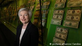 Janet Yellen US Federal Reserve