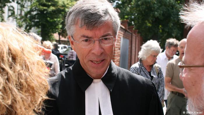 Pastorul protestant Thomas Jeutner
