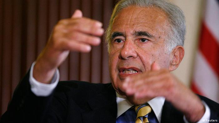 Carl Icahn (Reuters)