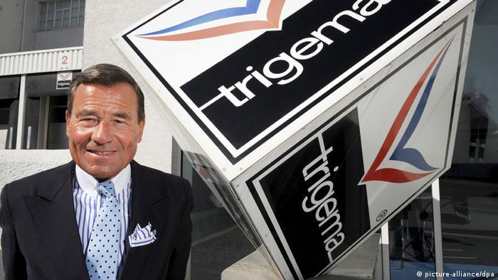 Trigema - Wolfgang Grupp (picture-alliance/dpa)