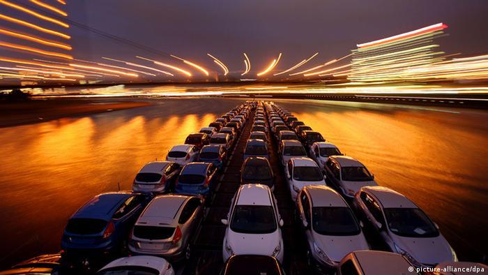 Транспортировка автомобилей