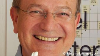 Johannes Susen (Foto: Rätselredaktion Susen)