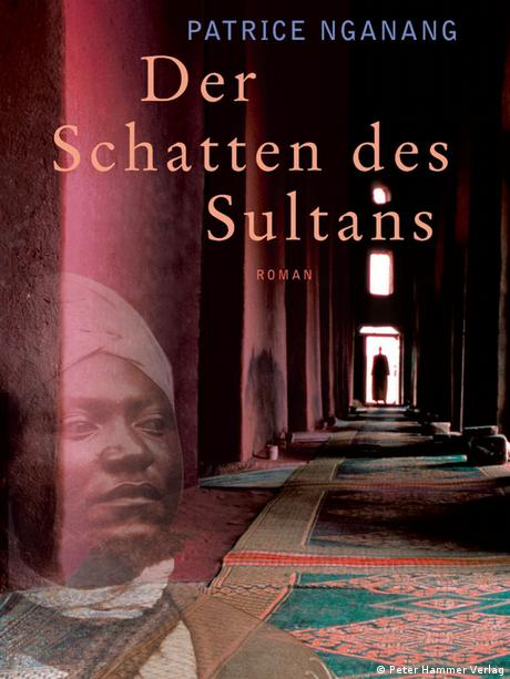 Patrice Nganang book cover The Shadow of the Sultans