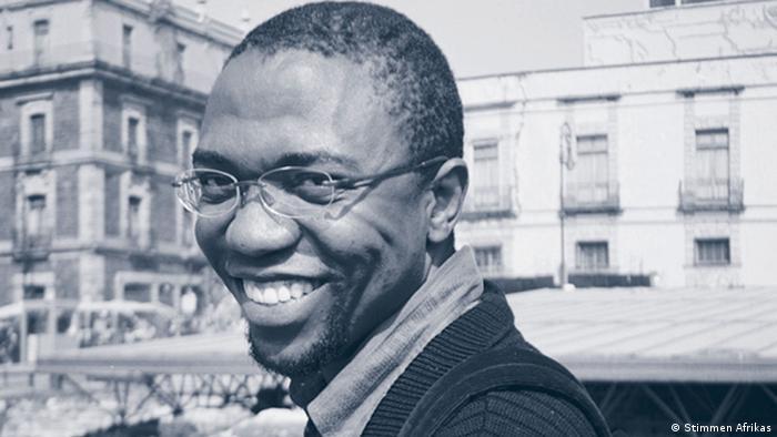 Writer Patrice Nganang.