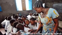 Ausbildung in der DR Kongo