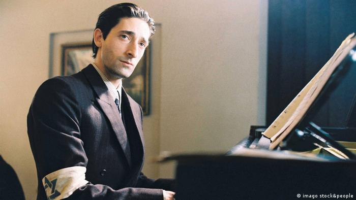 Adrien Brody in Roman Polanski's The Painist (imago stock&people)