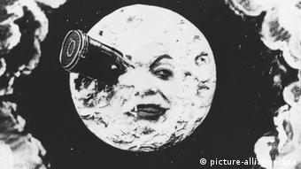 Film still Voyage to the Moon, 1902 (picture-alliance/dpa)