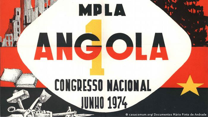 I Kongress der MPLA in Angola