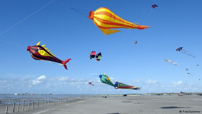 Sea wind and