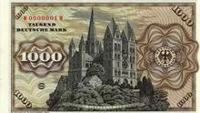 1000-DM-Schein