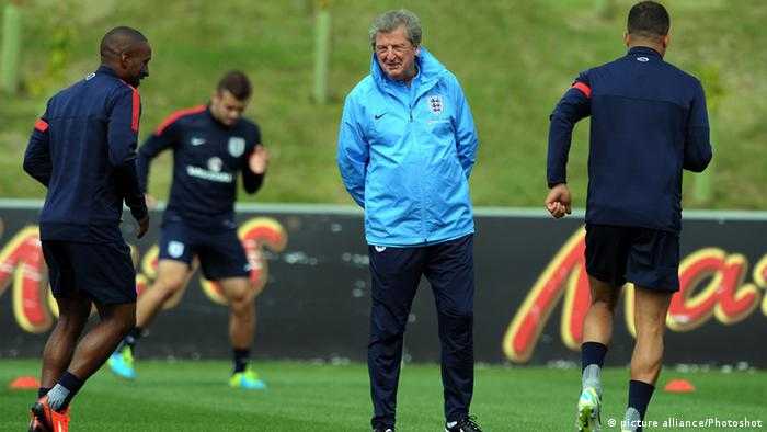 England Nationaltrainer Roy Hodgson