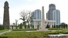 Tschetschenien Hauptstadt Grosny