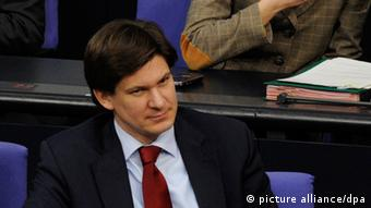 Innen-Staatssekretär Ole Schröder. (Foto: Rainer Jensen dpa)