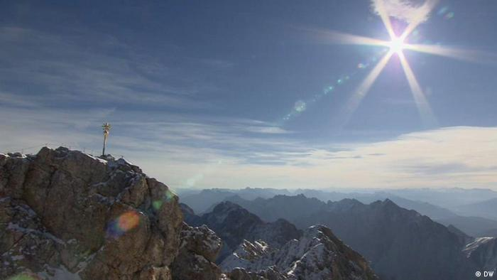 Zugspitze: Germany's highest peak