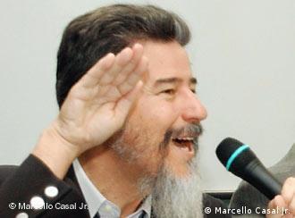 O secretário Amorim Viana representou o governo brasileiro em encontro em Berlim