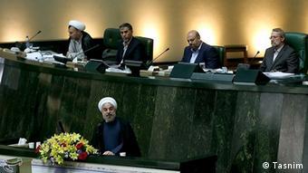 Iran Politik Hasan Rohani