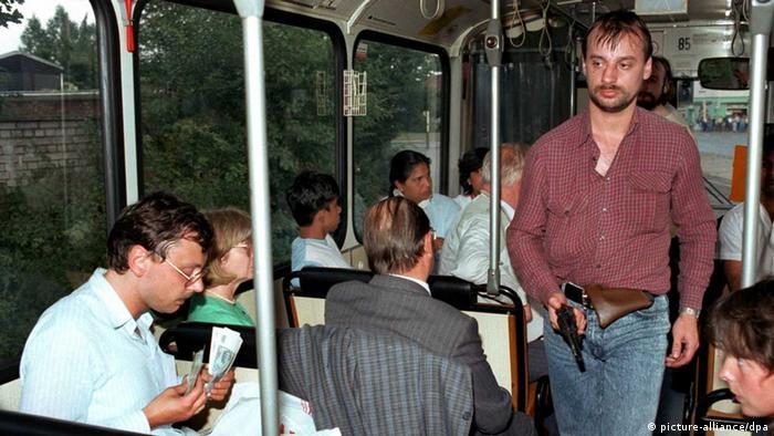 Nemačka 1988: Otmičari i taoci u autobusu