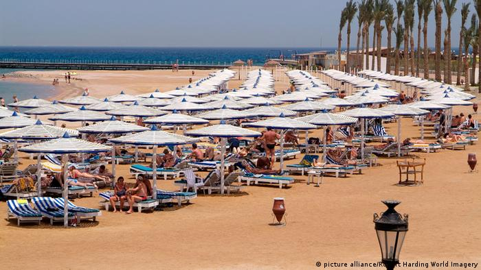 Strand in Hurghada. (Foto: picture alliance/Robert Harding World Imagery)