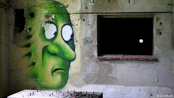 Urban Art in der Papiermühle Eberswalde