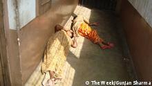 Indien Kolkata Psychiatrische Klinik