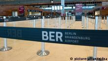 Hauptstadtflughafen Berlin Brandenburg BER in Schönefeld