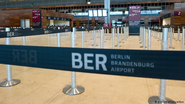 Berlin Brandenburg BER Terminal +++(c) dpa - Bildfunk+++