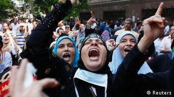Ägypten Protest Muslimbrüder