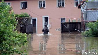 Όλο και πιο συχνές οι πλημμύρες στη Γερμανία