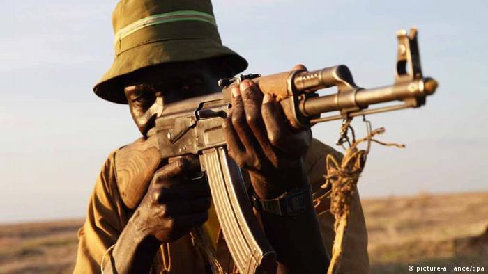 Krieg um Land, Vieh und Fisch in Kenia (picture-alliance/dpa)