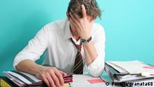 #28687512 - Stress im Büro © granata68