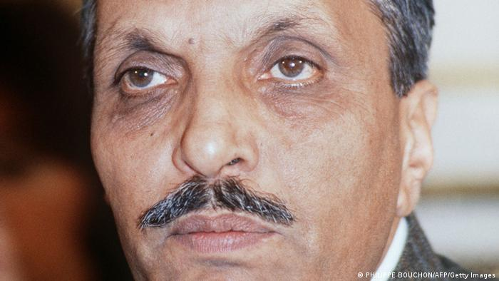 Pakistan Muhammad Zia ul-Haq (PHILIPPE BOUCHON/AFP/Getty Images)