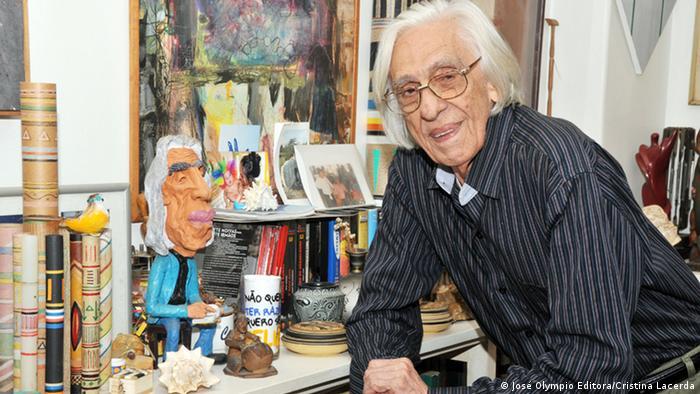 Brasilianischer Schriftsteller Ferreira Gullar