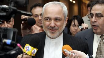 Mohammad Javad Zarif (photo: unknown source)