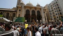 Ägypten Unruhen 17.08.2013 Fatah-Moschee