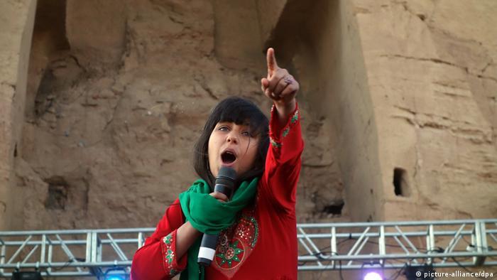 Open Air-Konzert lässt Afghanen hoffen