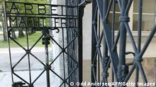 KZ Dachau Eingangstor Overlay