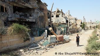 حومه حلب یکی از مناطقی است که گفته میشود در آنجا سلاح شیمیایی بکار گرفته شده است