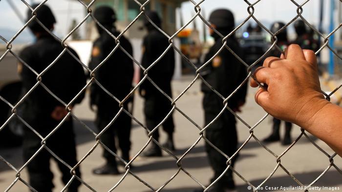 Mexiko Drogenkrieg Verhaftung Drogenboss Symbolbild OVERLAY