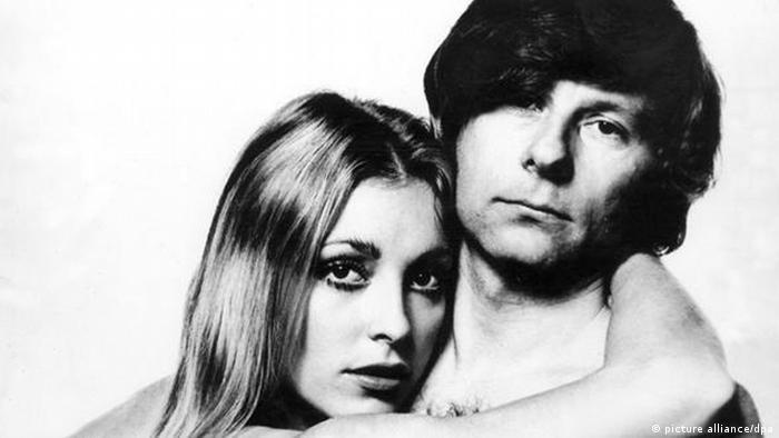Roman Polanski und Sharon Tate (picture alliance/dpa)
