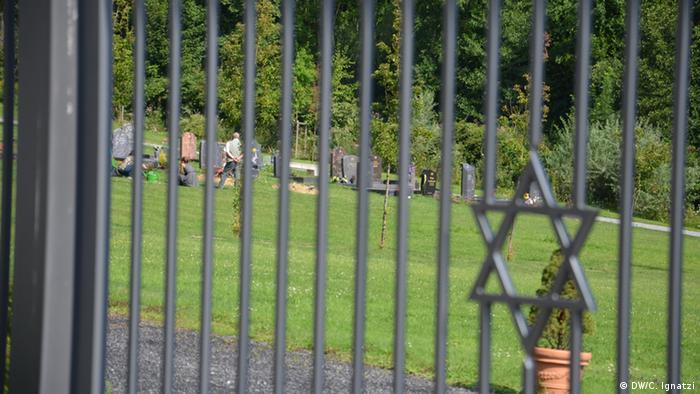 Jüdischer Friedhof in Wuppertal