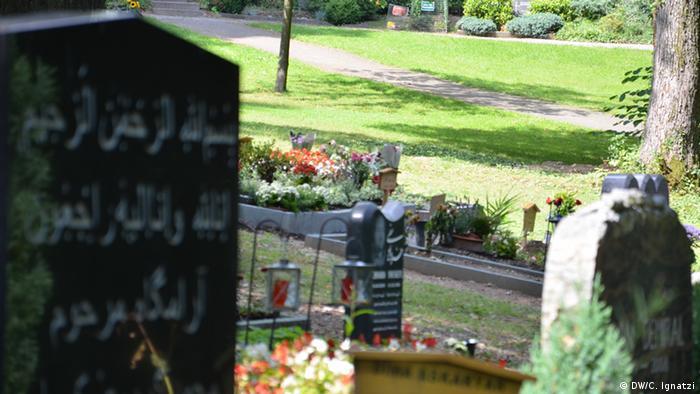أول مقبرة إسلامية في ألمانيا