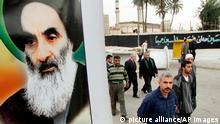 Ayatollah Ali al Sistani
