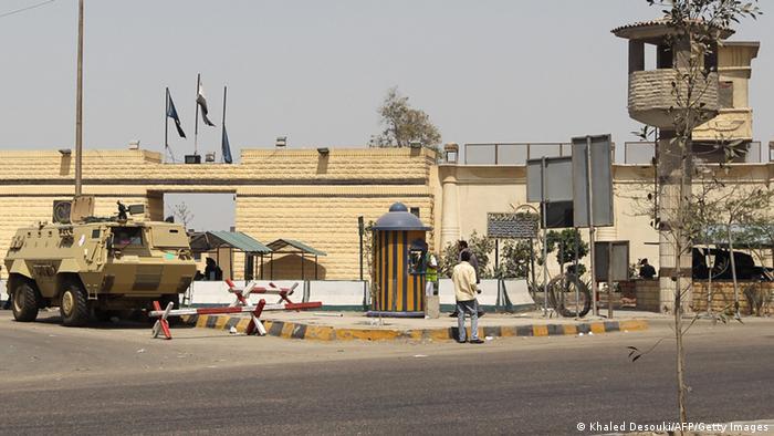 Das Hochsicherheitsgefängnis Tora in Kairo (Foto: AFP)